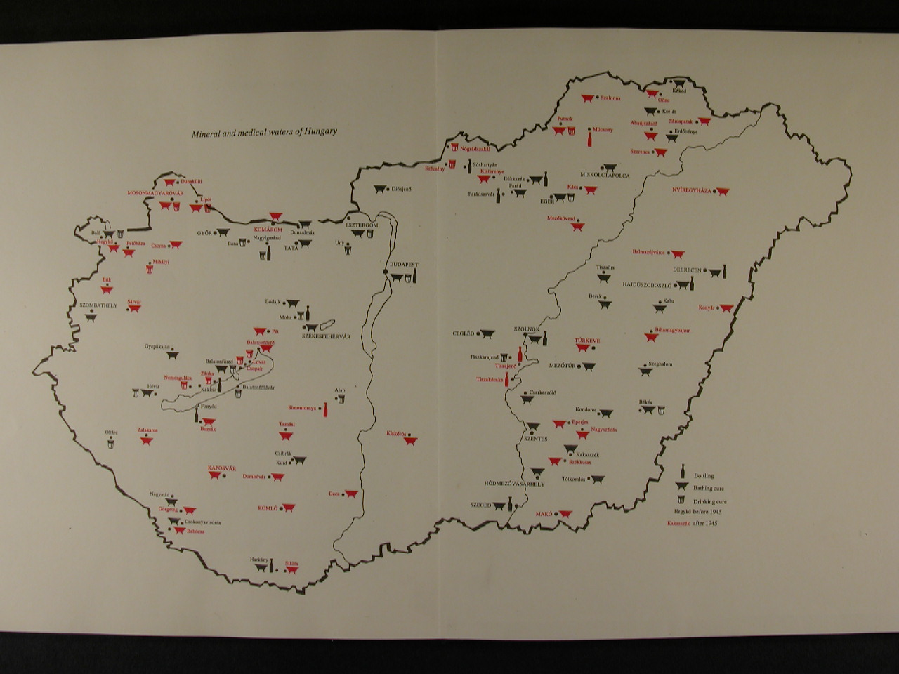magyarország fürdő térkép Római kori fürdő keresztmetszete magyarország fürdő térkép